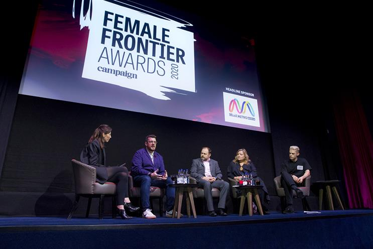 Campaign UK Female Frontier Awards 2020: Best foot forward