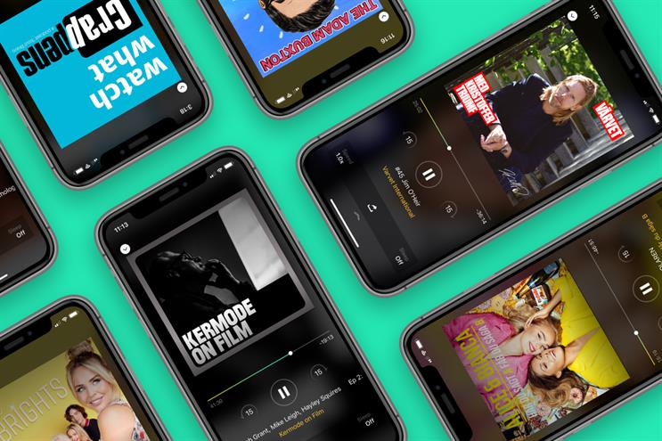 Podcasts: Acast Open podcasters will use Pippa platform