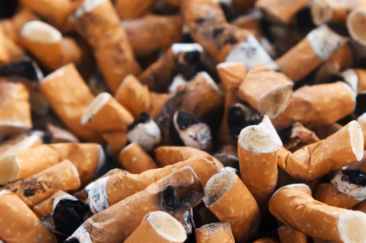 Can tobacco companies really play a role in helping people to quit smoking?