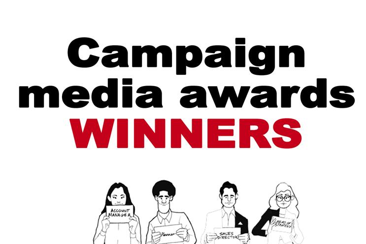 Campaign Media Awards 2018 winners