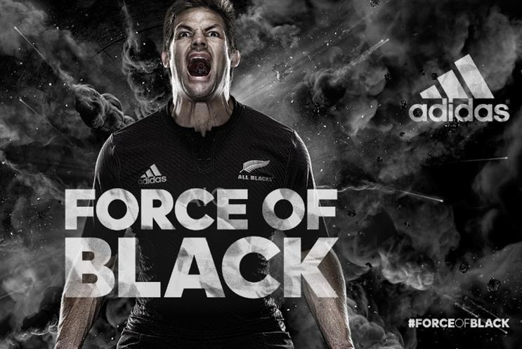 Rugby World Cup was a triumph for Adidas as well as All Blacks