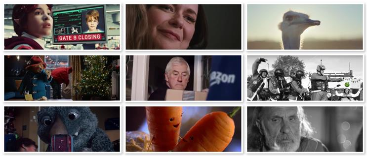 Adwatch of the Year 2017: the nation's most recalled and liked ads