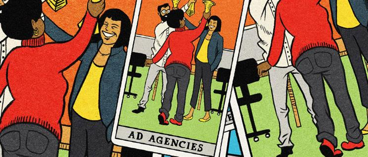 The year ahead for ad agencies: time to start with a clean slate