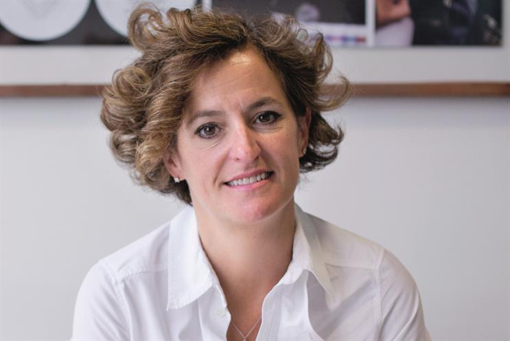 Annette King: joined Publicis Groupe in May to run UK operation