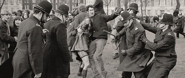 1968: a year of uprising and change in the UK