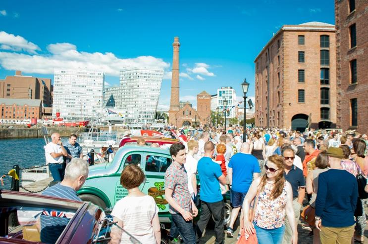 Liverpool's Albert Dock will host Fine Tuned
