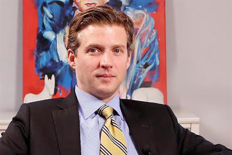 Alec Ross, former Senior Advisor for Innovation to Secretary of State Hillary Clinton
