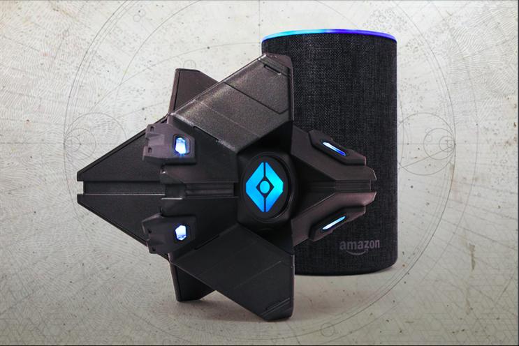 Destiny 2: Alexa skill