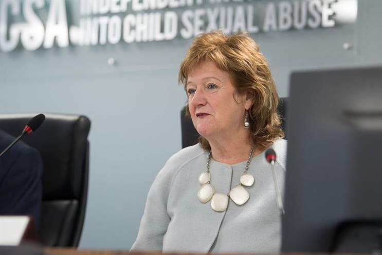 IICSA chairwoman Professor Alexis Jay