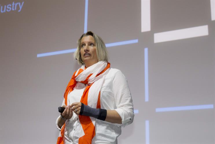 IBM's Davis: spoke at Campaign's Blockchain Breakfast Briefing