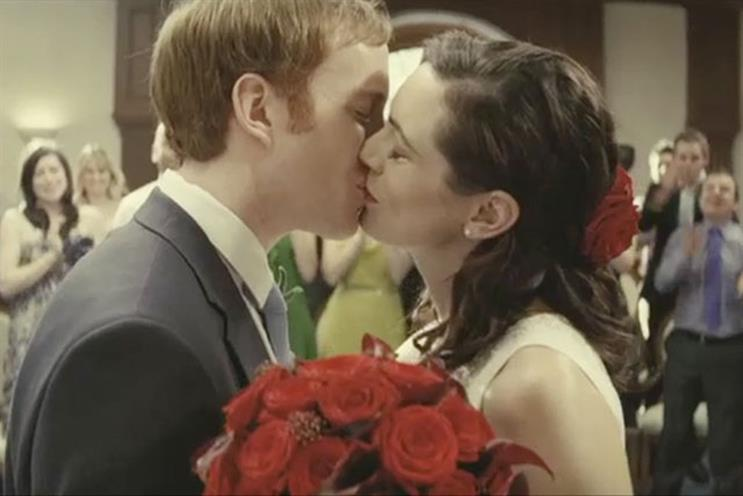 How advertisers can perfect 'romantic moments' on screen