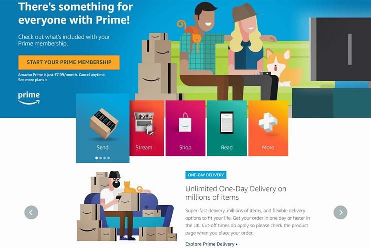 Amazon: Prime Now offers two-hour delivery for members