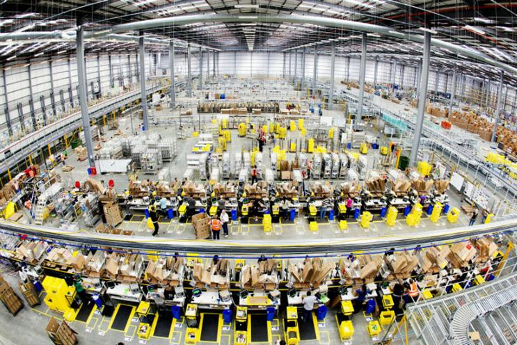 Amazon: CEO Jeff Bezos ups the pressure on traditional retailers