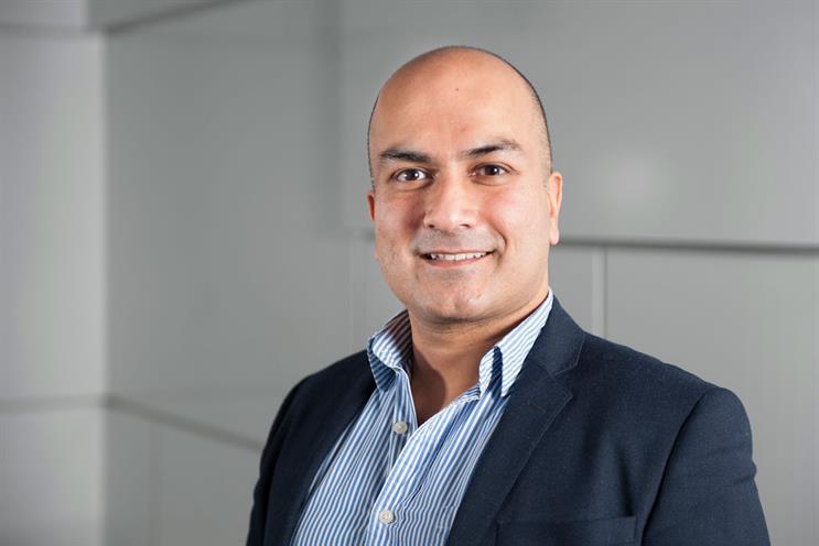 Anant Joshi: Meetrics' director of international business