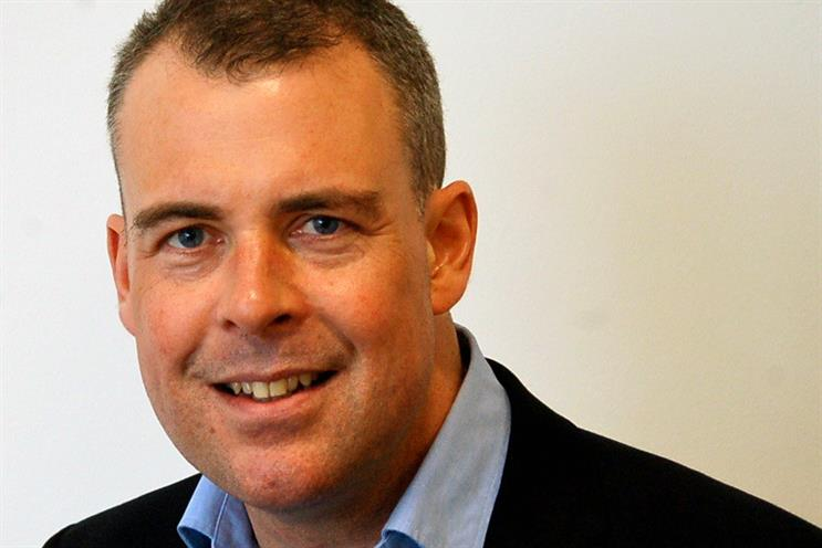 Richard Poustie: the chief executive of Kantar Media UK & Ireland