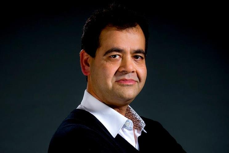 Anil Pillai: chief executive at DigitasLBi for the UK, Middle East and Africa steps down
