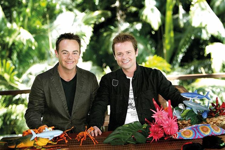 Ant and Dec: last night's final of I'm a Celeb got an average of 9.7 million viewers