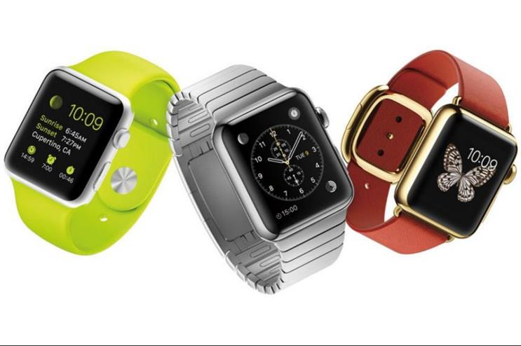 The smartwatch will be introduced at 5pm today (9 March) (@i_D)