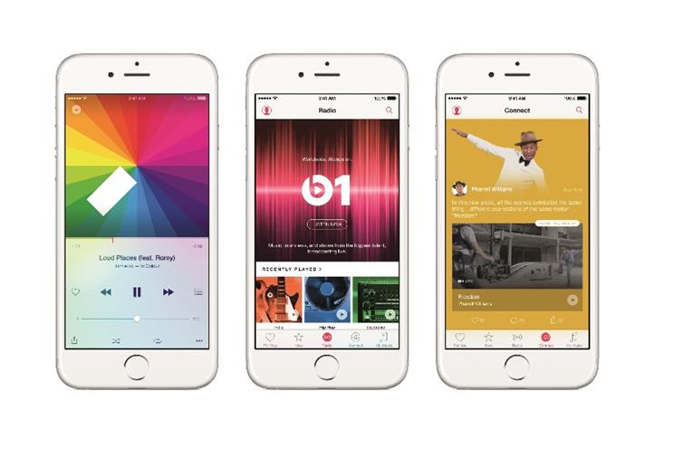 Apple Music: a good start, but too complicated