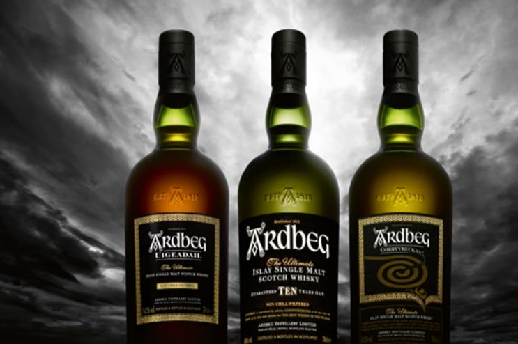 Ardbeg: activating island adventure
