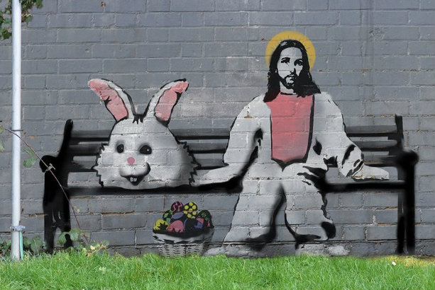 Beer brand's 'Jesus in bunny suit' tweet deemed 'not derogatory' by ASA