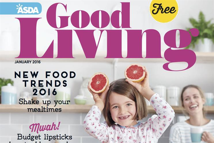 Good Living: Asda's new in-store magazine