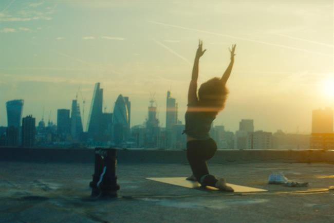 "Edelman created '#IMoveLondon"" for the UK activation of the global ""I move me"" campaign"