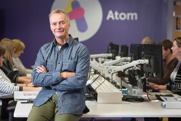 Atom: banking brand wants to be a disruptive mind reader