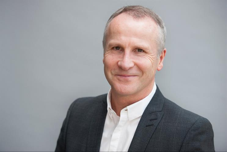 Steve Auckland: becomes CEO of Independent and Evening Standard operations