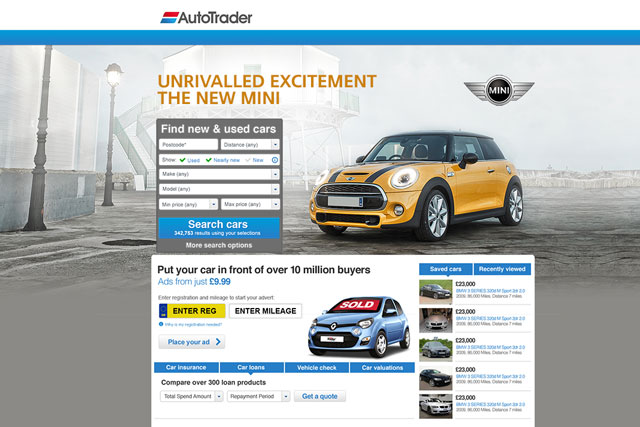 Autotrader Used Cars >> Auto Trader Revamps To Pull In Car Launches