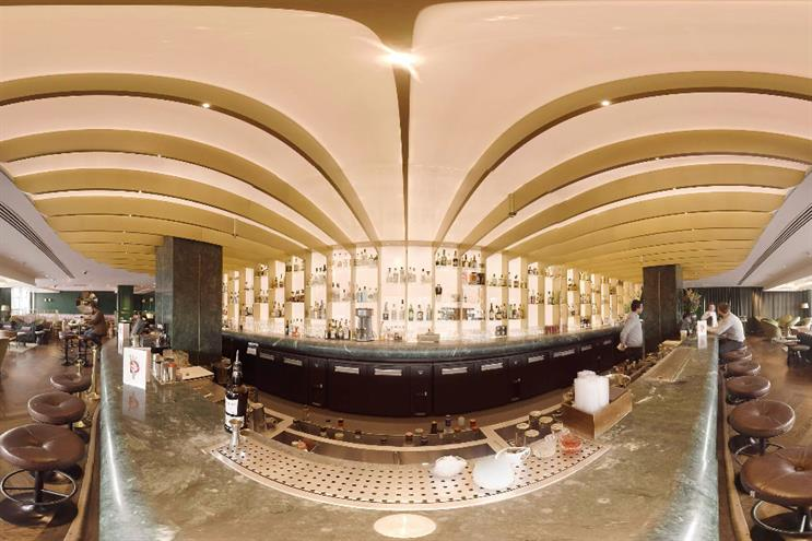 Dandelyan, London: one of the bars that customers can experience