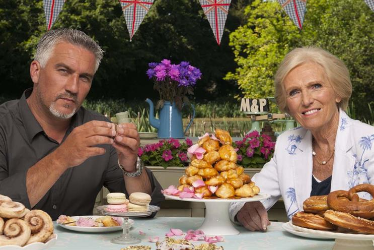 Will Great British Bake Off be commercially viable for Channel 4?