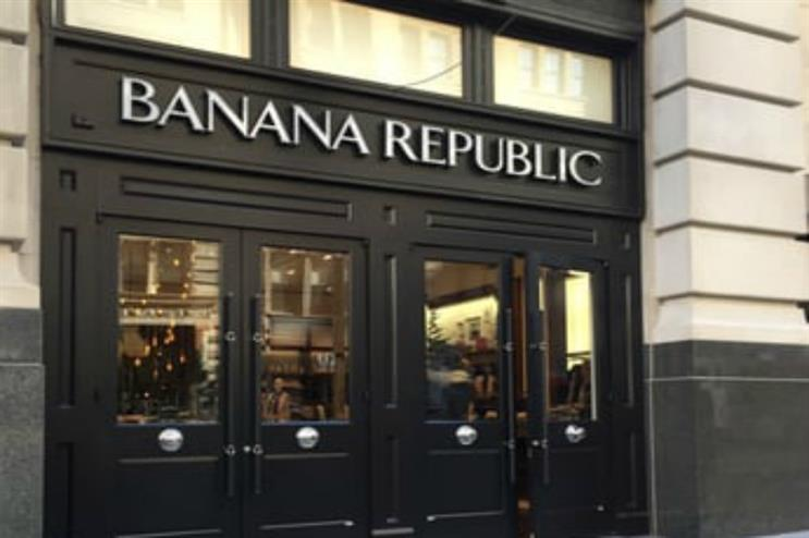 Banana Republic: pop-ups and parties