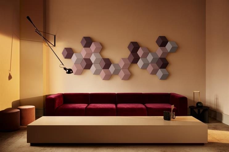 Bang & Olufsen is targeting people who work in architecture and interior design