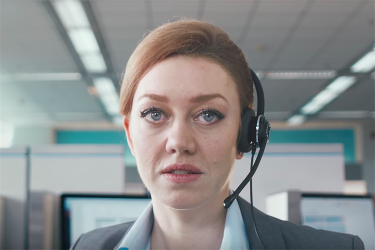Barclays' ad warning about fraud failed to resonate with women