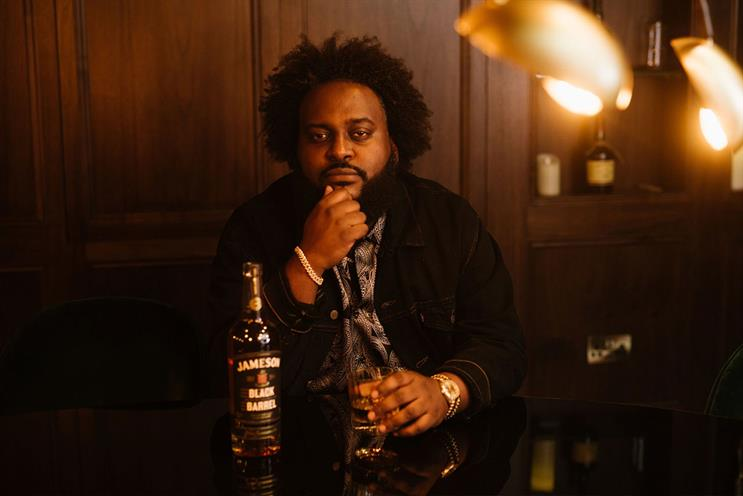 Jameson: Bas will remix, record and produce tracks with aspiring musicians