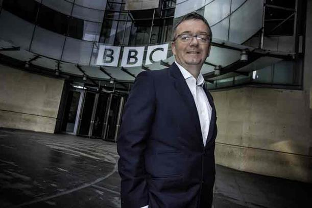 Philip Almond departs BBC marketing role after six years
