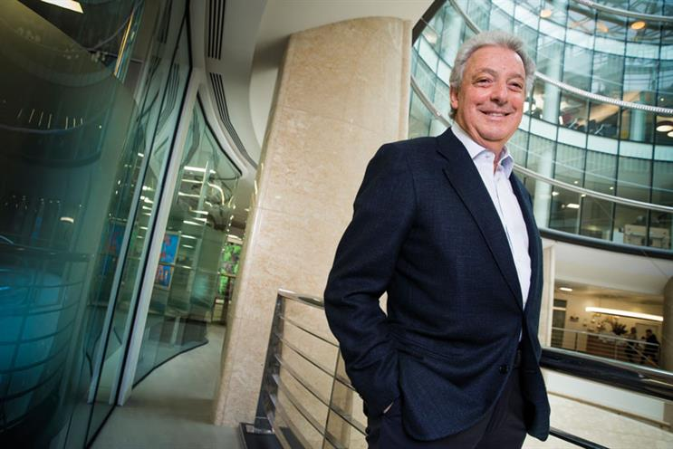 Michael Roth is chairman and CEO of Interpublic