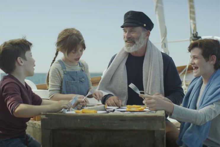 Birds Eye: flagship Nomad Foods brand