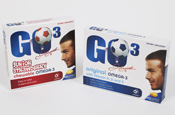 David Beckham food supplement GO3 seeks ad agency for UK launch
