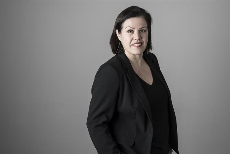 Natasha Blevins returns to Because to lead UK creative