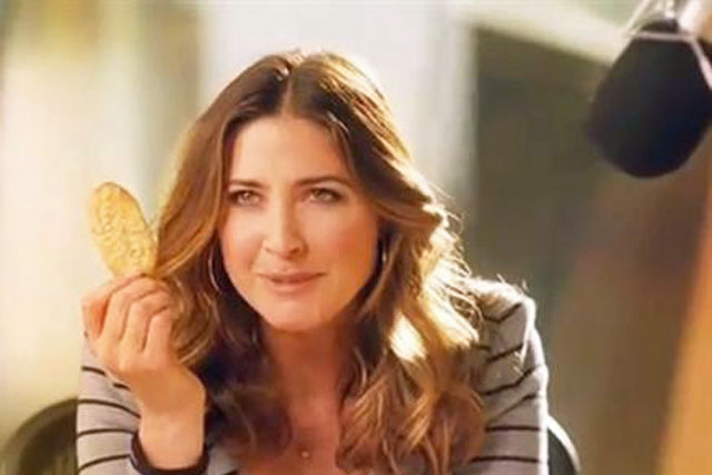Belvita: earlier campaign was fronted by radio and TV presenter Lisa Snowdon