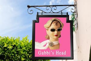 Gabbi's Head, Benefit's pink World Cup pub in London