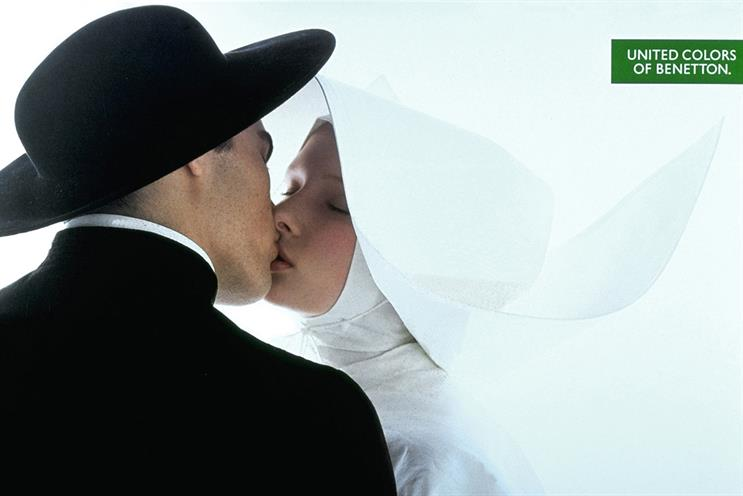 History of advertising: No 106: Benetton's 'shockvertising'