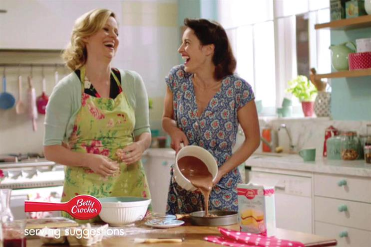 Betty Crocker: new agency