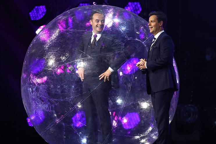 Britain's Got Talent: hosted by Ant and Dec