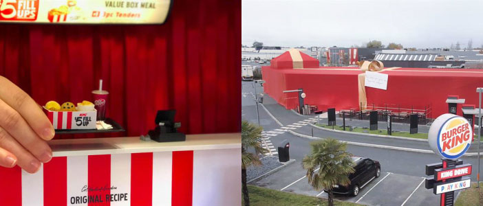 Brand Slam: KFC vs Burger King
