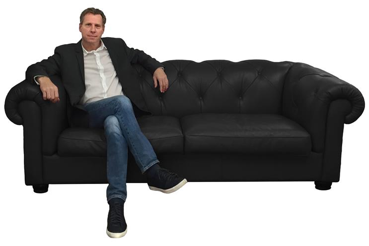 Don Ewing is the head of BlackSofa