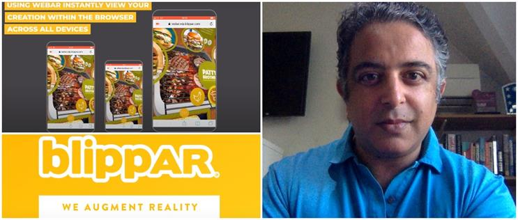 'I'm not here to do a quick flip': Blippar's turnaround CEO Faisal Galaria eyes AR boom