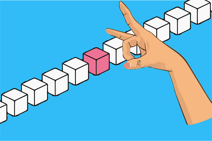 Blockchain for programmatic? You must be kidding